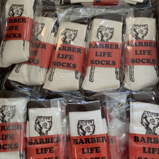BARBER LIFFE SOCKS