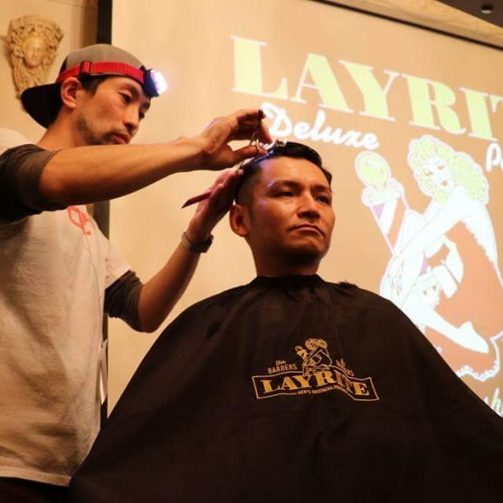 LAYRITE BARBER BATTLE