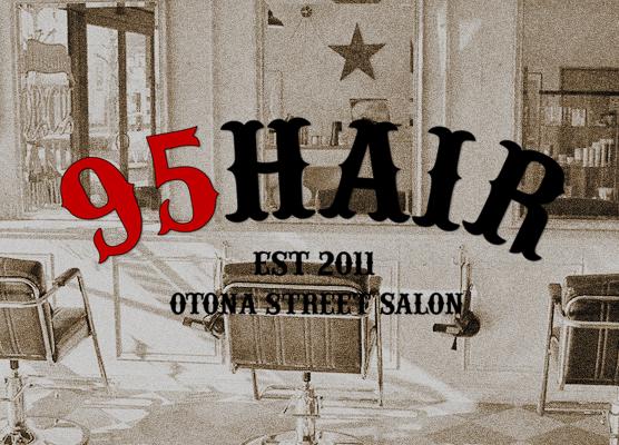 群馬県太田市の美容室95HAIR